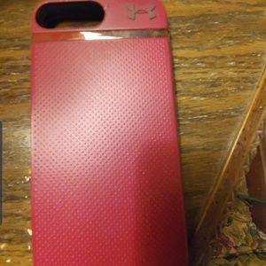 Under Armour 7/7S plus Phone Case